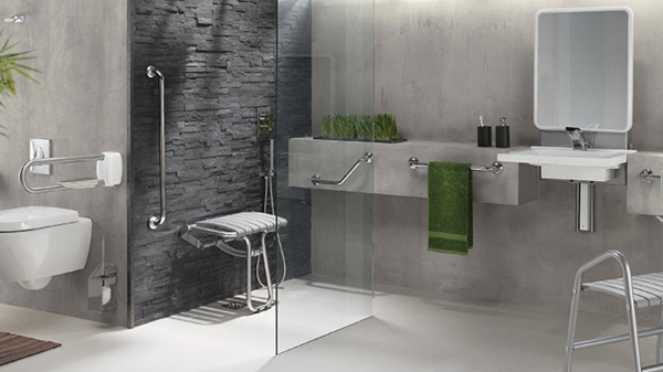 Installation salle de bains PMR Die Drôme